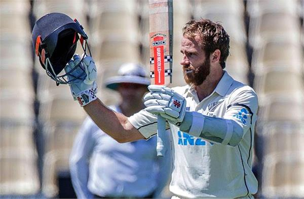 nz vs wi   new zealand  s huge score with williamson double hundred