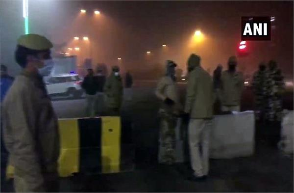 delhi chilla border opened after 12 days