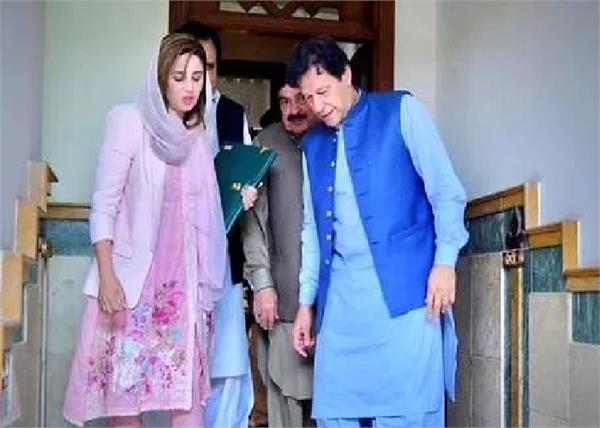 people bread red in pak woman minister mourns over imran murderous laugh