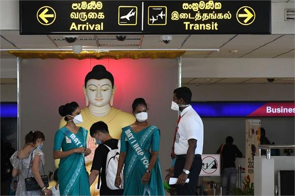 coronavirus arrived in sri lanka  the first case came up