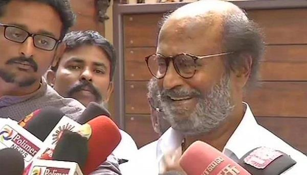 why angry at rajinikanth after all