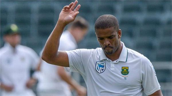 s  africa fast bowler philander retires from international cricket