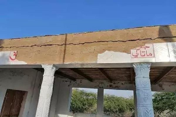 pakistan  hindu temples  demolition