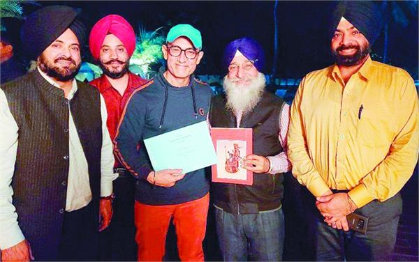 shiromani committee books related to the history of sardar nalwa to aamir