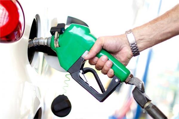 crude oil prices down  petrol  diesel