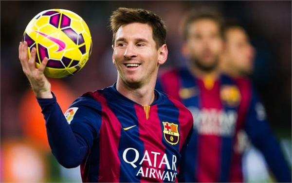 lionel messi  spanish football league