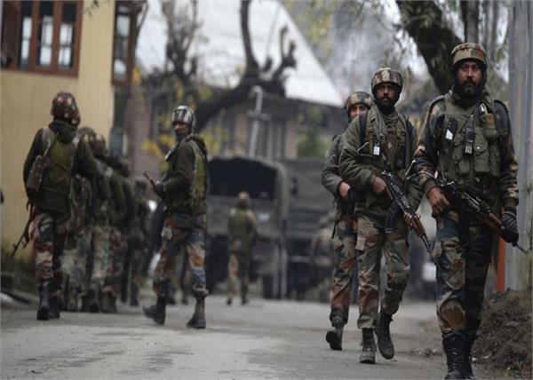 j k 2 army soldiers martyred