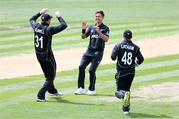 new zealand team for t20 series against india