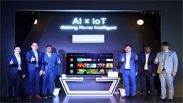 tcl launched new range of smart tvs