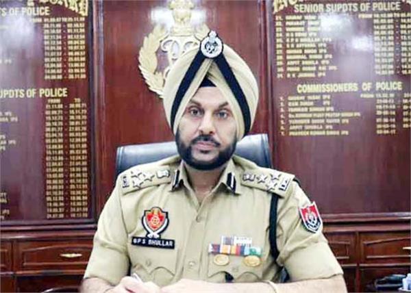 jalandhar commissionerate police