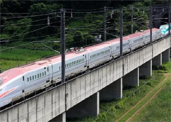 delhi amritsar bullet train