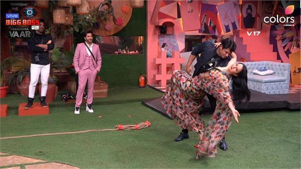 kangana ranaut in bigg boss siddharth shukla oops moment