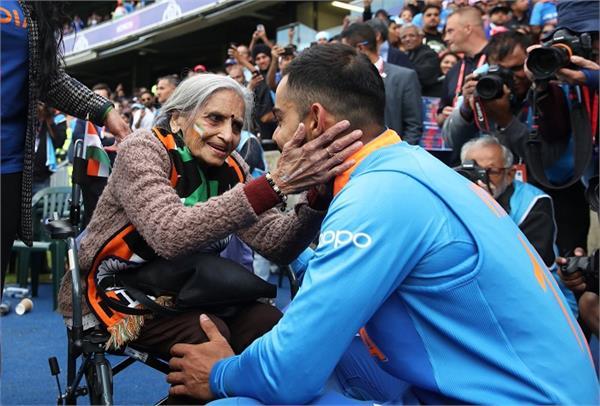 team india  s tremendous fan charulata dies