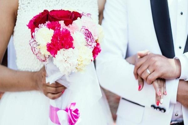 usa wedding girl