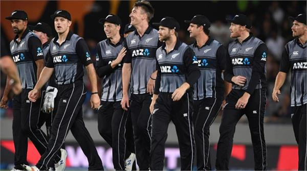 new zealand announce squad for odi series against india