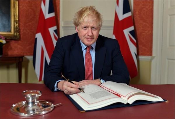 uk s johnson hails new chapter as he signs eu divorce deal