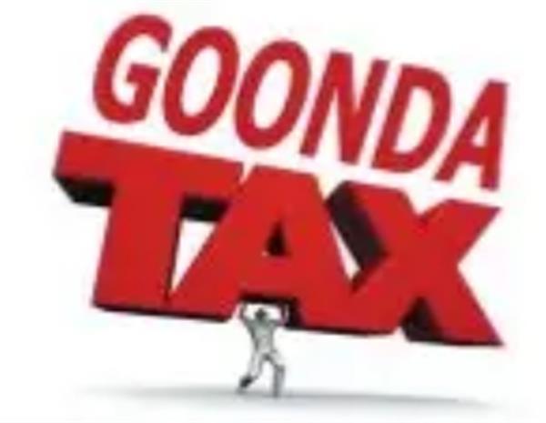 goonda tax