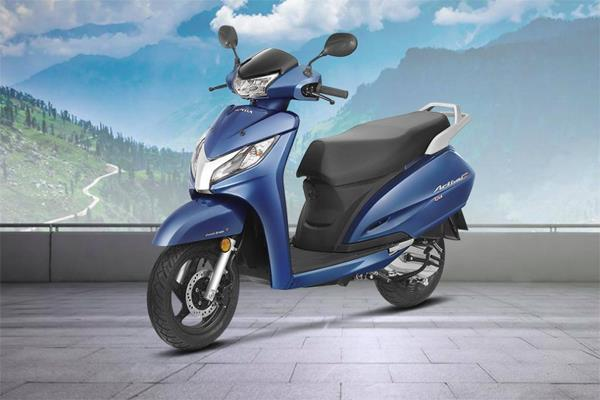honda activa 6g bs6 launched