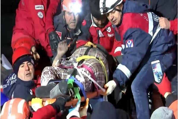 turkish earthquake kills 38