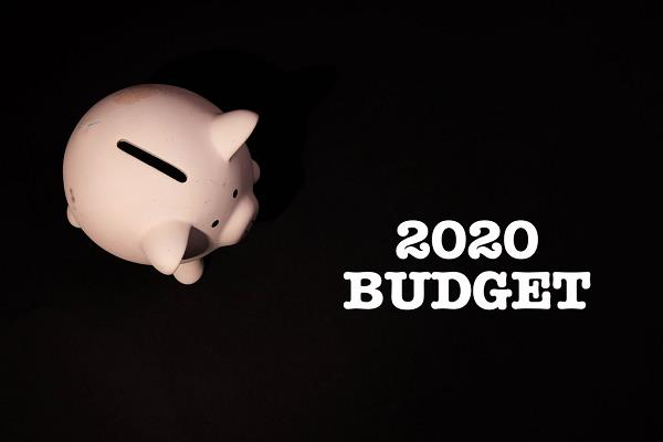 budget 2020 know the meanings of these key words