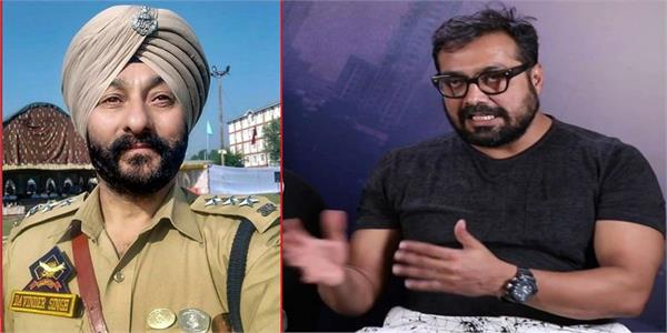 there is nobody to have a dialogue with says anurag kashyap