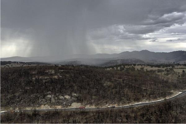 australia rain forecast threat to water supply