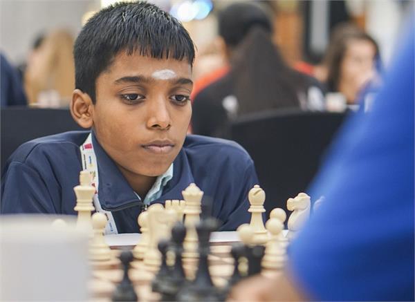 pragyananda defeat former world champion topalov