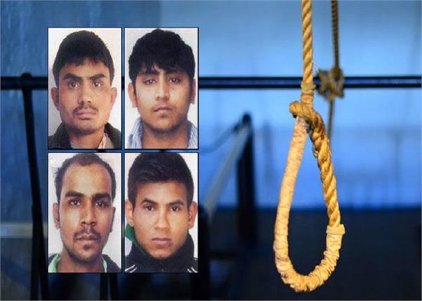 nirbhaya case accused hanging