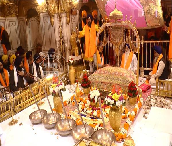 amritsar sri darbar sahib parkash purab sri guru gobind singh ji