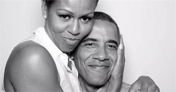 barack obama shares picture of michelle birthday
