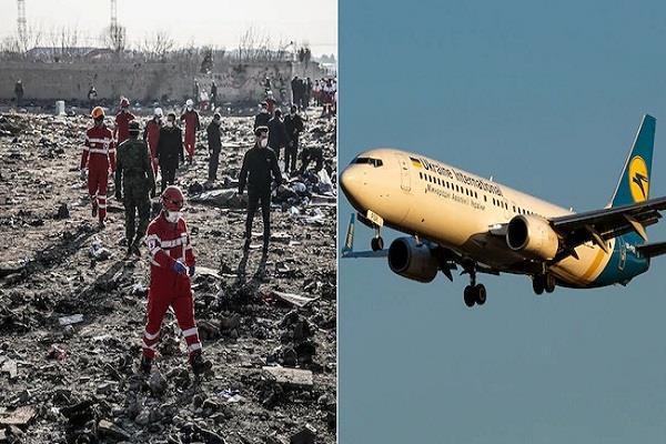iran  ukraine plane crash case