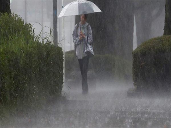 weather department rain republic day