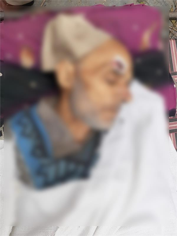 kashmiri person  death