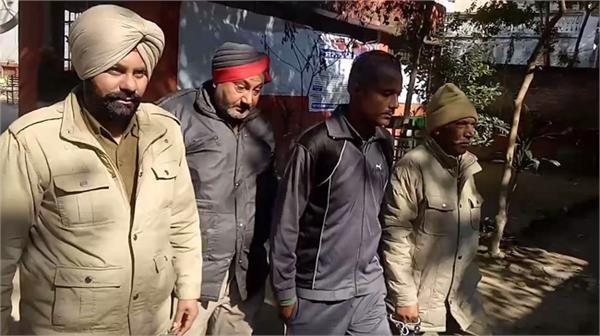 girl rape hoshiarpur