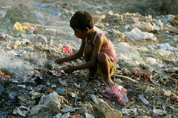 poverty and hunger pervade in modi government the report disclosed