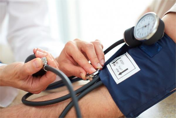25 to 35 year old youths are high blood pressure