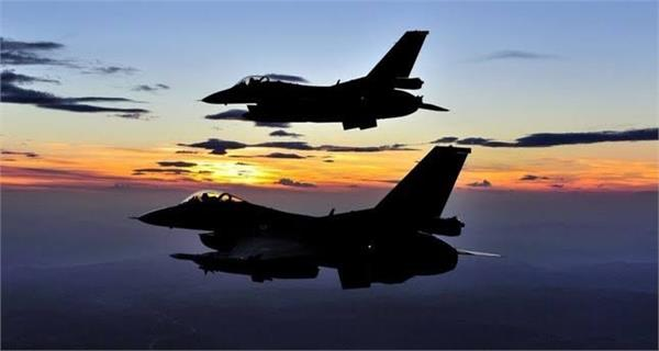 5 pkk fighters killed in airstrike in iraq