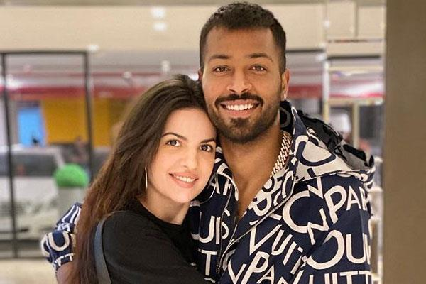 lovely photo shared by hardik pandya with fiance natasha