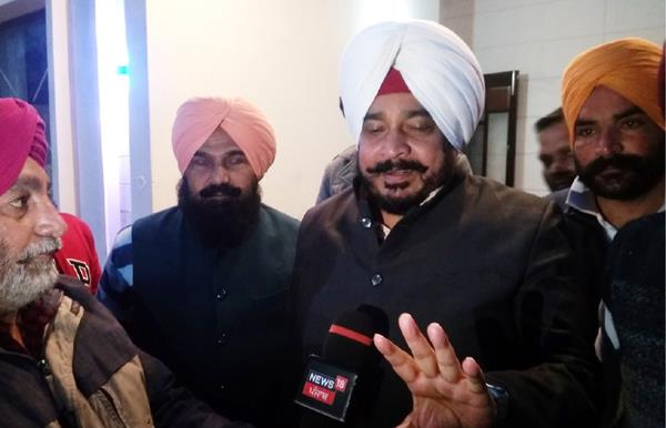 taking action against bajwa is the task of the party high command