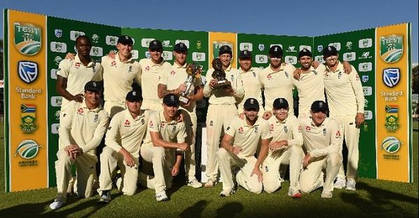 england win the series 3 1 over south africa