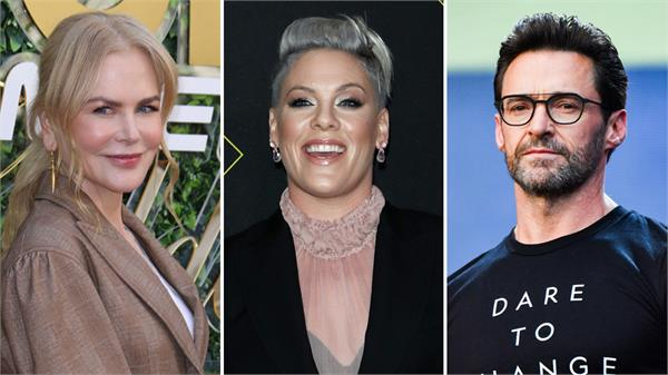 hollywood celebrities come to australia for help with forest fires
