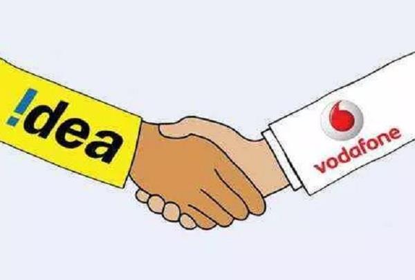 if voda idea fails  who will   benefit