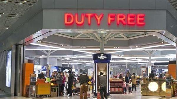 delhi topped in terms of revenue from air fare duty free shops