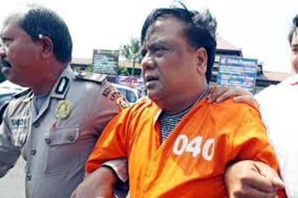 don chhota rajan  s health impaired in tihar jail