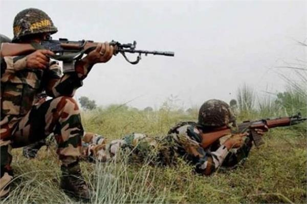 jammu and kashmir srinagar encounter terrorist dead