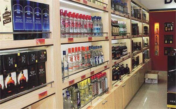 mp govt to open separate liquor shops for women