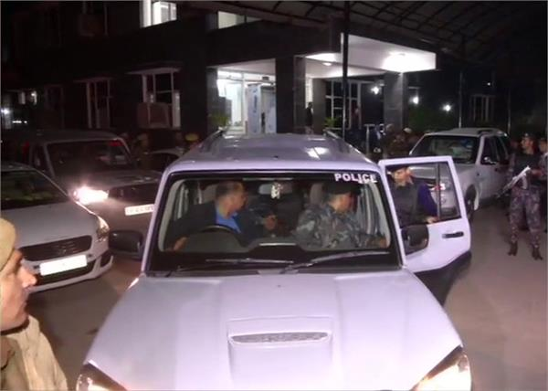 delhi violence  un security advisor ajit doval arrives in selampur