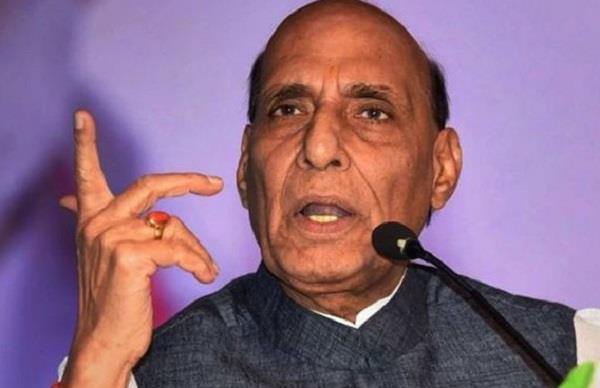rajnath singh emphasizes strengthening local leadership on rrs