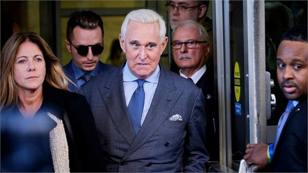 donald trump adviser roger stone faces 40 months in prison