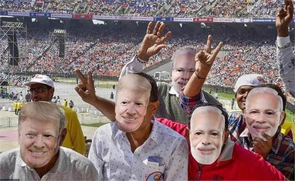 now american hindus will also speak   namaste trump